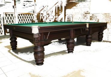 Більярдний стіл 2012