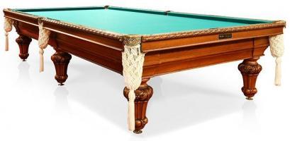 Дорогий та вишуканий більярдний стіл Ерыкаловъ