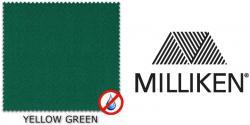 Сукно для більярду Milliken Super Pro Yellow Green