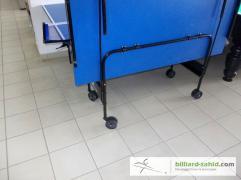 Поворотні пластикові колеса в тенісному столі