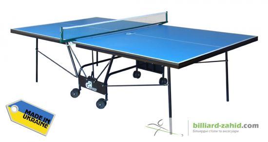 Тенісні столи від GSI Sport Compact Strong (Україна)