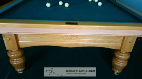 Вживаний більярдний стіл Спортивний (Дінаріс) 11 футів