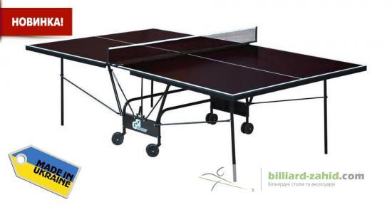 Тенісний стіл Економ Плюс Всепогодній Compact Street Г-Стріт 2