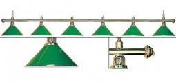 Більярдна лампа Evergreen на 6 плафонів